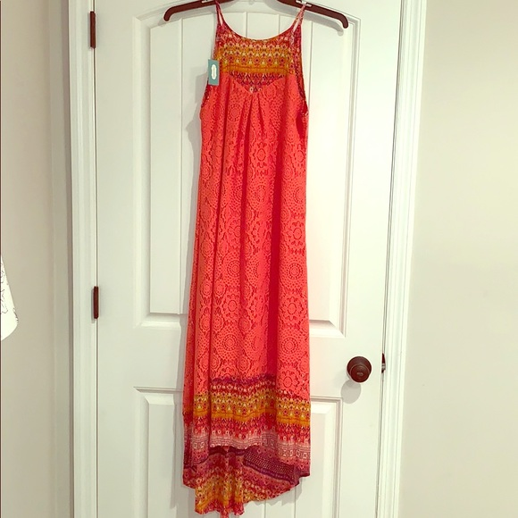 Maurices Dresses & Skirts - NWT Lace Dress 🧡
